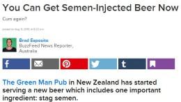 sperma-bier